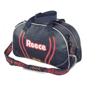 Hockey Taschen - Schultertaschen -  kopen - Reece Simpson Hockeybag navy/Rot