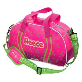 Hockey Taschen - Schultertaschen -  kopen - Reece Simpson Hockeybag Rosa/Dunkelgrün