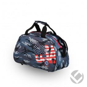 Hockey Taschen - Schultertaschen -  kopen - Brabo Schultertasche Camo USA