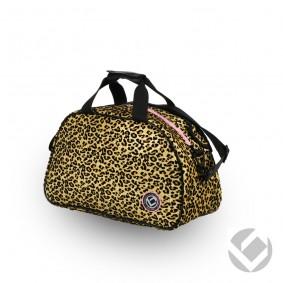Hockey Taschen - Schultertaschen -  kopen - Brabo Schultertasche Glitzer Cheetah