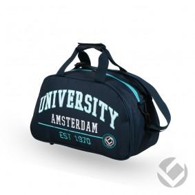 Hockey Taschen - Schultertaschen -  kopen - Brabo Schultertasche University Amsterdam Blau