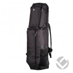 Schlägertaschen - Hockey Taschen -  kopen - Brabo Schlägertasche Traditional Sponsor Schwarz