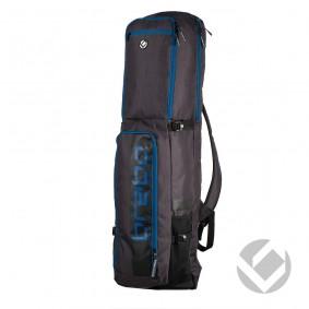 Schlägertaschen - Hockey Taschen -  kopen - Brabo Schlägertasche Traditional Schwarz/Blau