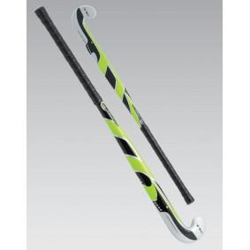 Junior Hockeyschläger - Hockeyschläger Outlet - Hockeyschläger - TK -  kopen - TK Synergy S Junior Late Bow Schwarz Lime | RABATTDEALS