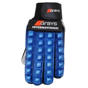 Schutz - Hockeyhandschuhe -  kopen - Grays International Handschuh links Blau