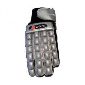 Schutz - Hockeyhandschuhe -  kopen - Grays International Handschuh links Silber
