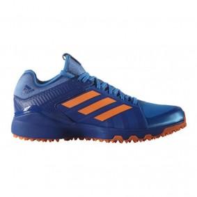 Adidas Hockeyschuhe - Hockeyschläger Outlet - Hockeyschuhe - kopen - Adidas Hockey Lux Blue-Orange | RABATTDEALS