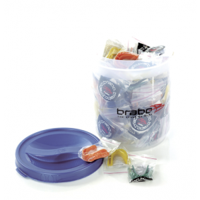 Club Materialien -  kopen - Clubbox Mundschutzs Brabo assorti