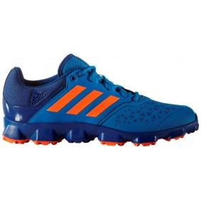 Adidas Hockeyschuhe - Hockeyschläger Outlet - Hockeyschuhe - kopen - Adidas Flex II Blue-Orange | RABATTDEALS