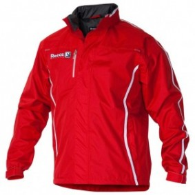 Hockey Trainingsjacken - Hockey Kleidung - Hockeyschläger Outlet -  kopen - Reece atmungsaktive Technologie Jacke unisex Rot senior (AKTION)