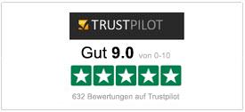 Hockeygear.eu Bewertungen www.trustpilot.com