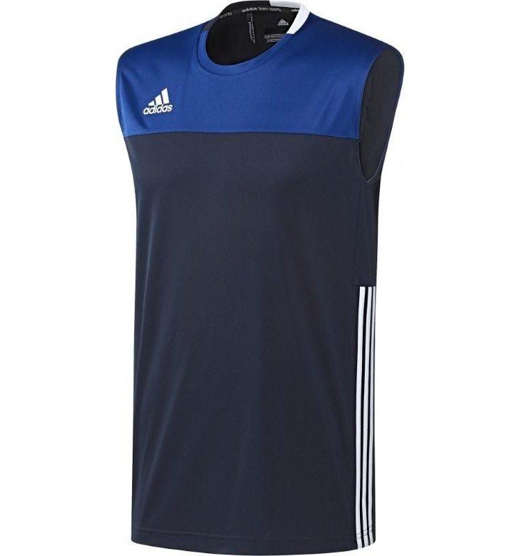 Adidas T16 Climacool ärmellos Tee Männer Navy
