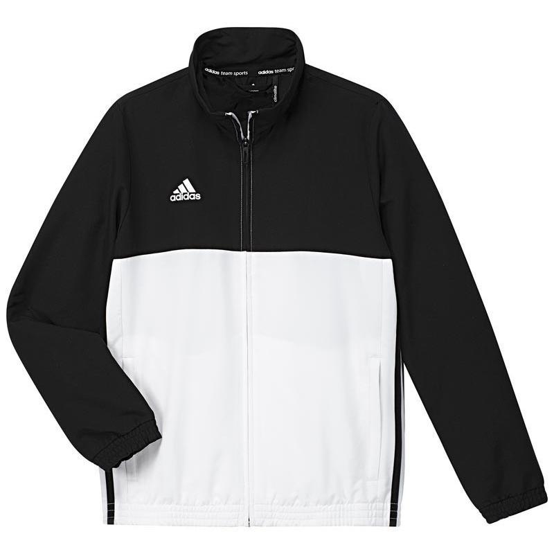 Adidas T16 Team Jacke Jugend Schwarz DISCOUNT DEALS