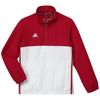 Adidas T16 Team Jacke Jugend Rot DISCOUNT DEALS