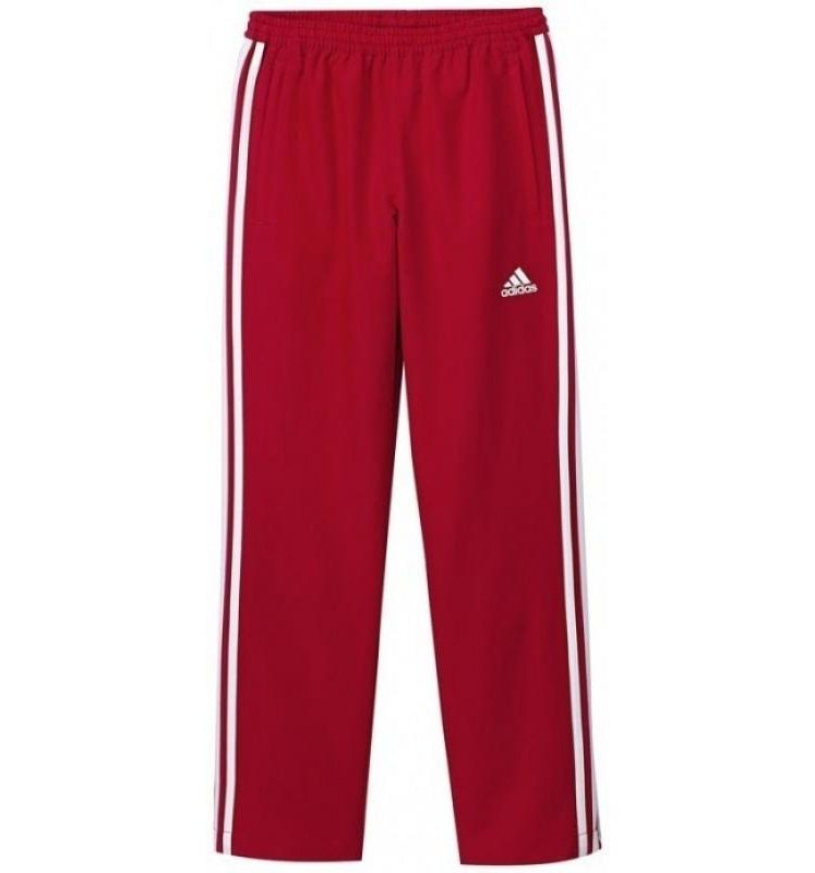 Adidas T16 Team Hose Jugend Rot DISCOUNT DEALS