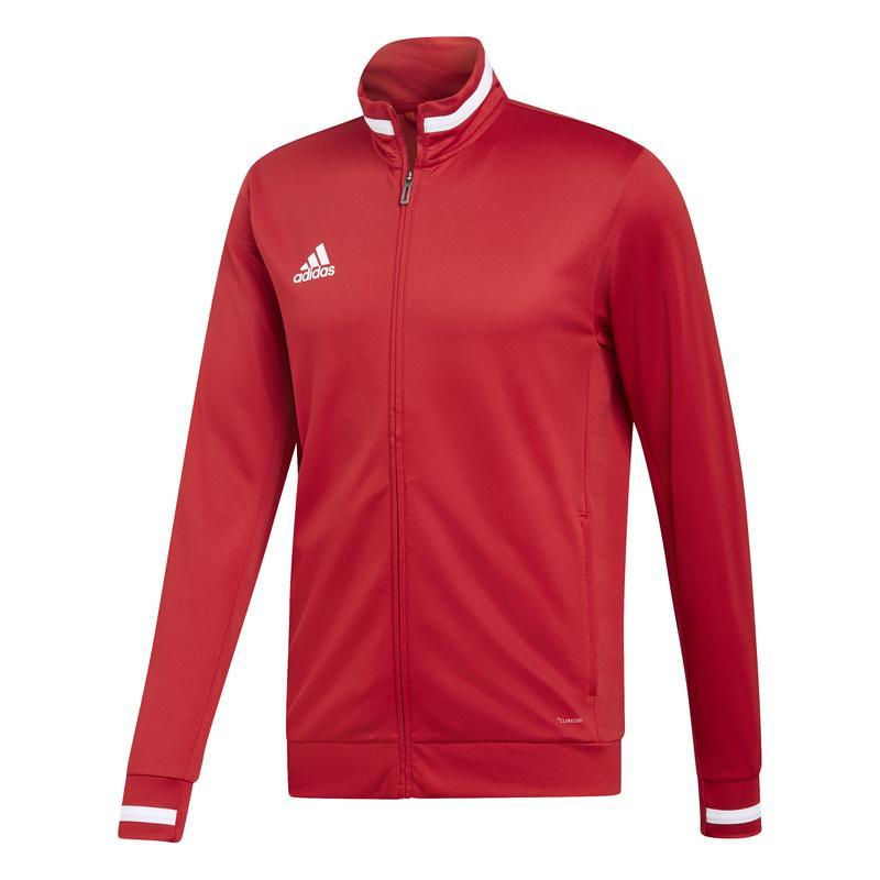 Adidas Track T19 Rot Jacke Herren b6Y7gfy