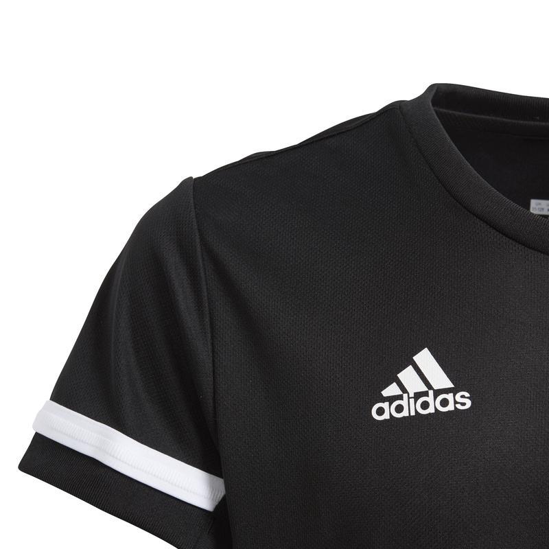 Rabatt Adidas T19 kurze Ärmel Tee Mädchen Marinblau liefert