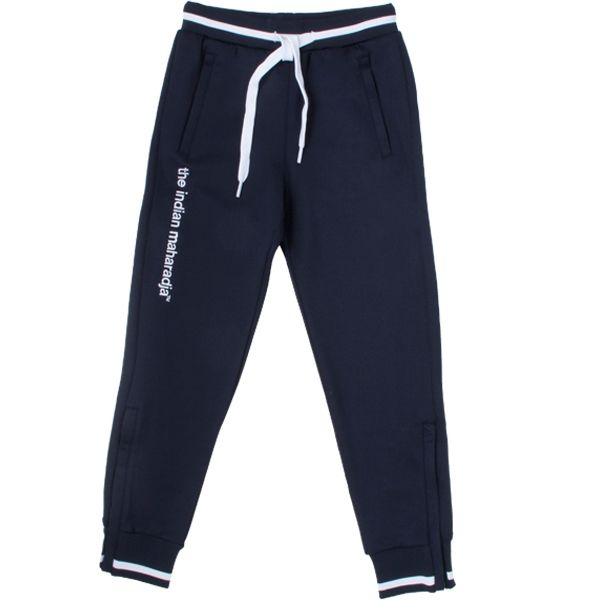 The Indian Maharadja Kinder knitted Hose IM Navy