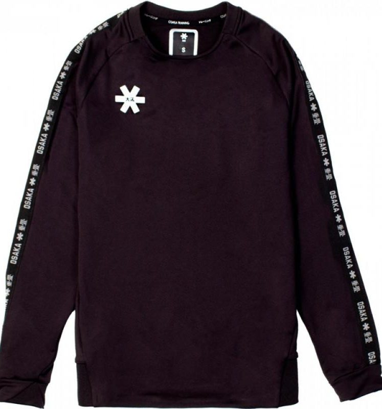 detailed look d7b5b c78f4 Osaka Training Sweater Männer - Schwarz