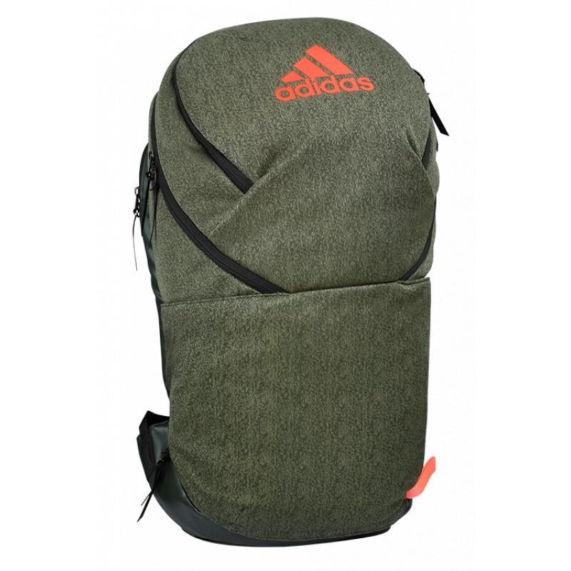 Adidas H5 BACK PACK DunkelgrünOrange 2019 2020