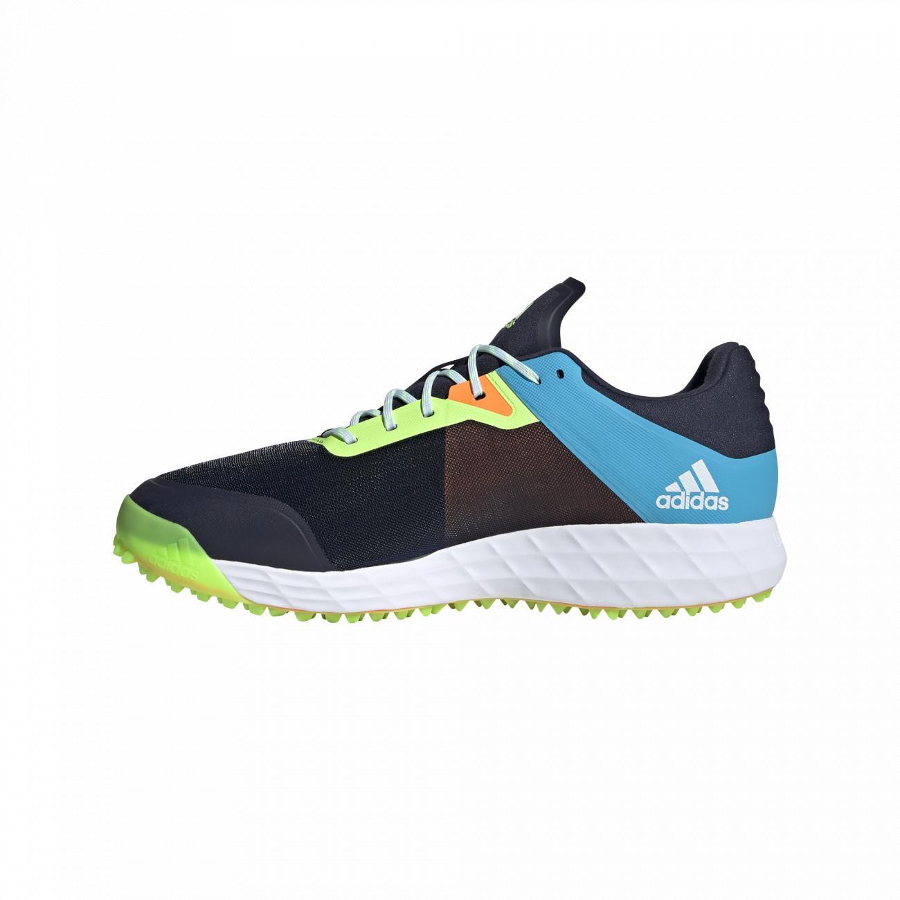 Adidas Hockeyschuhe Adidas LUX 1.9S Schwarz 2019 2020